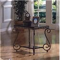 Morris Home Furnishings Ellery Square End Table