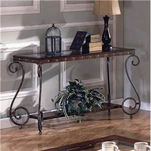 Steve Silver Ellery Sofa Table