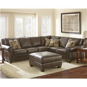 Vendor 3985 Escher Sectional