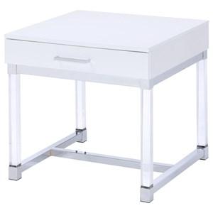Elder End Table