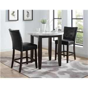 Franchesca 5 Piece Dining Set