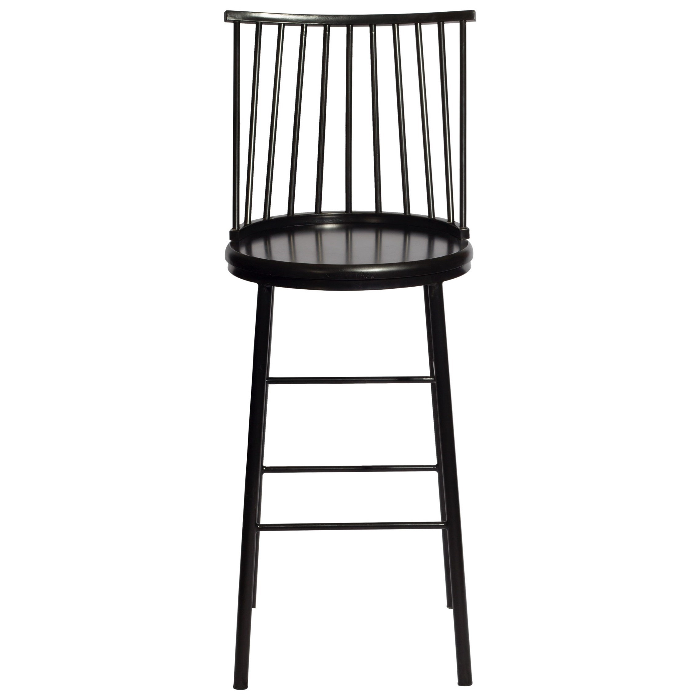 Frida Bar Chair by Steve Silver at Northeast Factory Direct