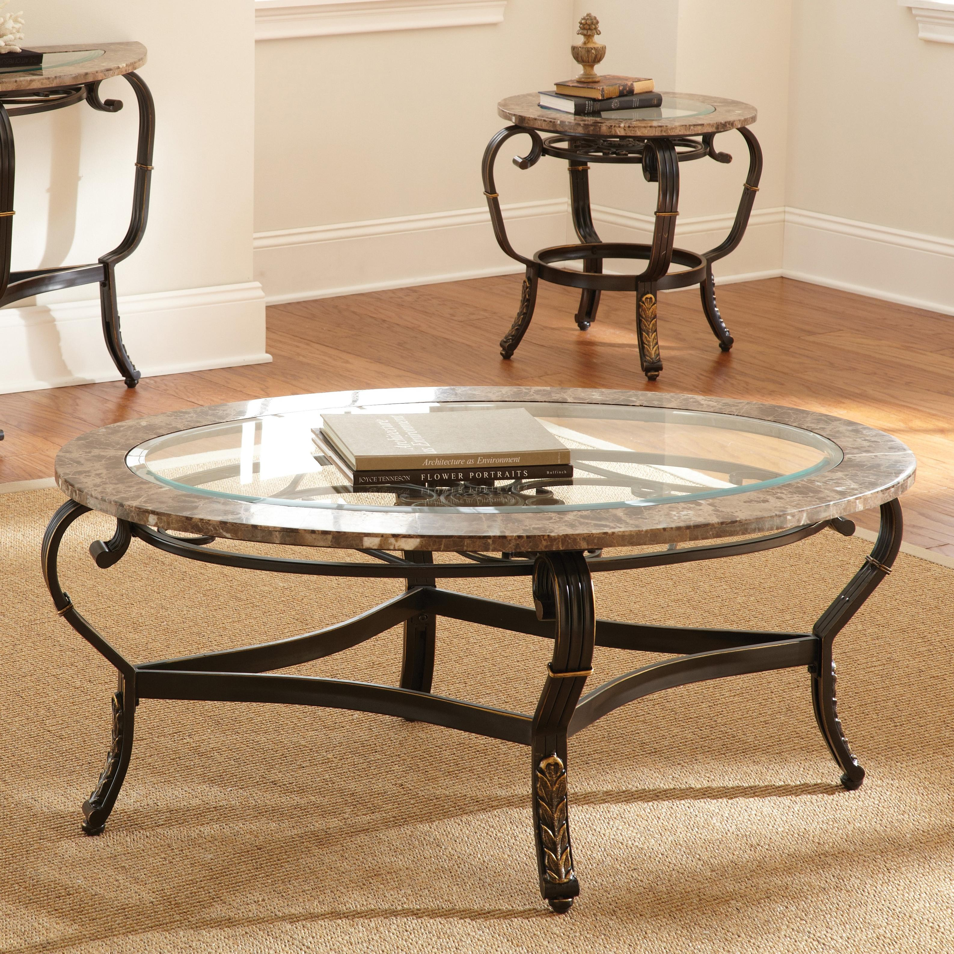 Steve Silver Gallinari Cocktail Table - Item Number: GN300C