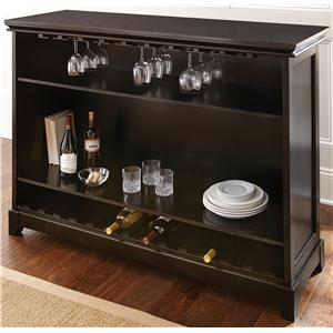 Steve Silver Garcia Stone Top Counter Bar Unit