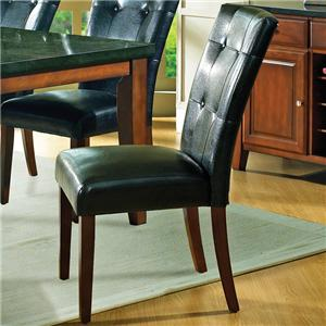 Steve Silver Granite Bello Parson Side Chair