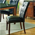Steve Silver Granite Bello Parson Side Chair - Item Number: MG500S