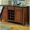 Morris Home Furnishings Granite Bello Server - Item Number: MG500SV