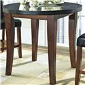 Steve Silver Granite Bello Granite Top Counter Height Leg Table - Item Number: MG600T