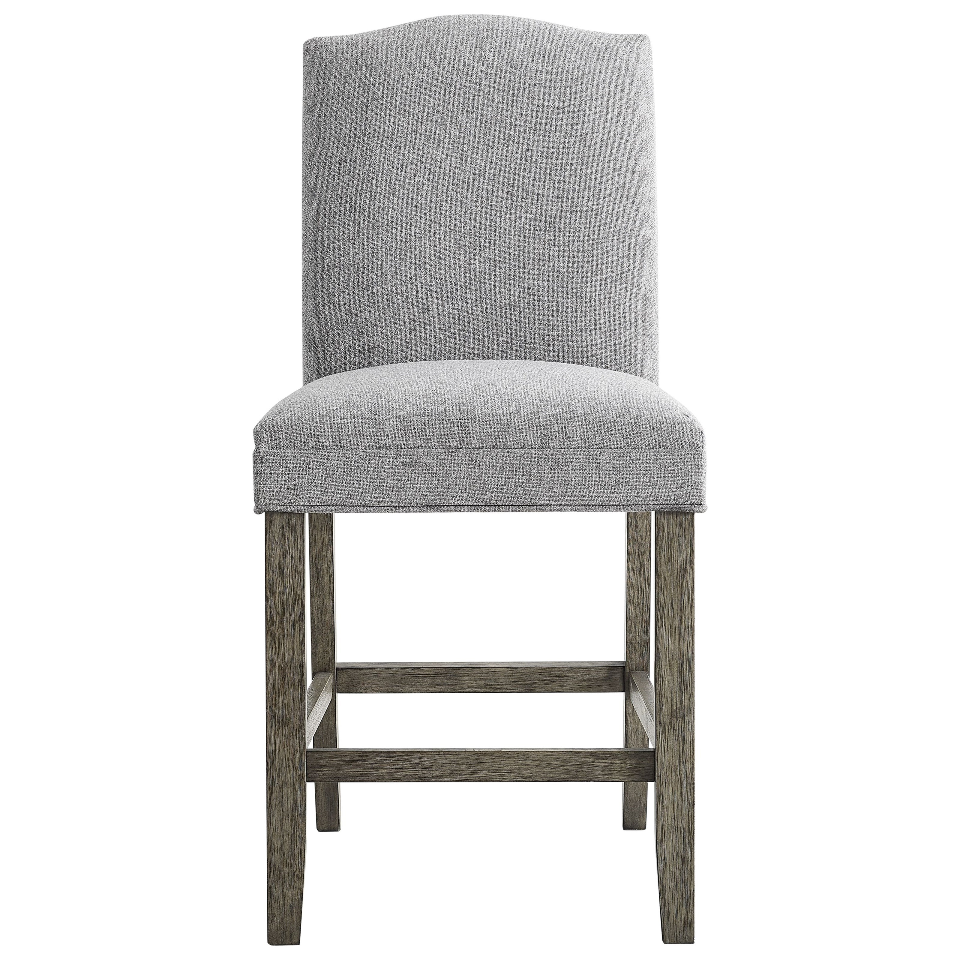 Grayson Upholstered Counter Height Chair by Steve Silver at Walker's Furniture