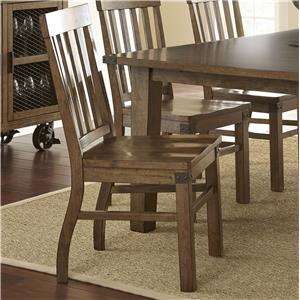 Morris Home Furnishings Hailee Dining Side Chair