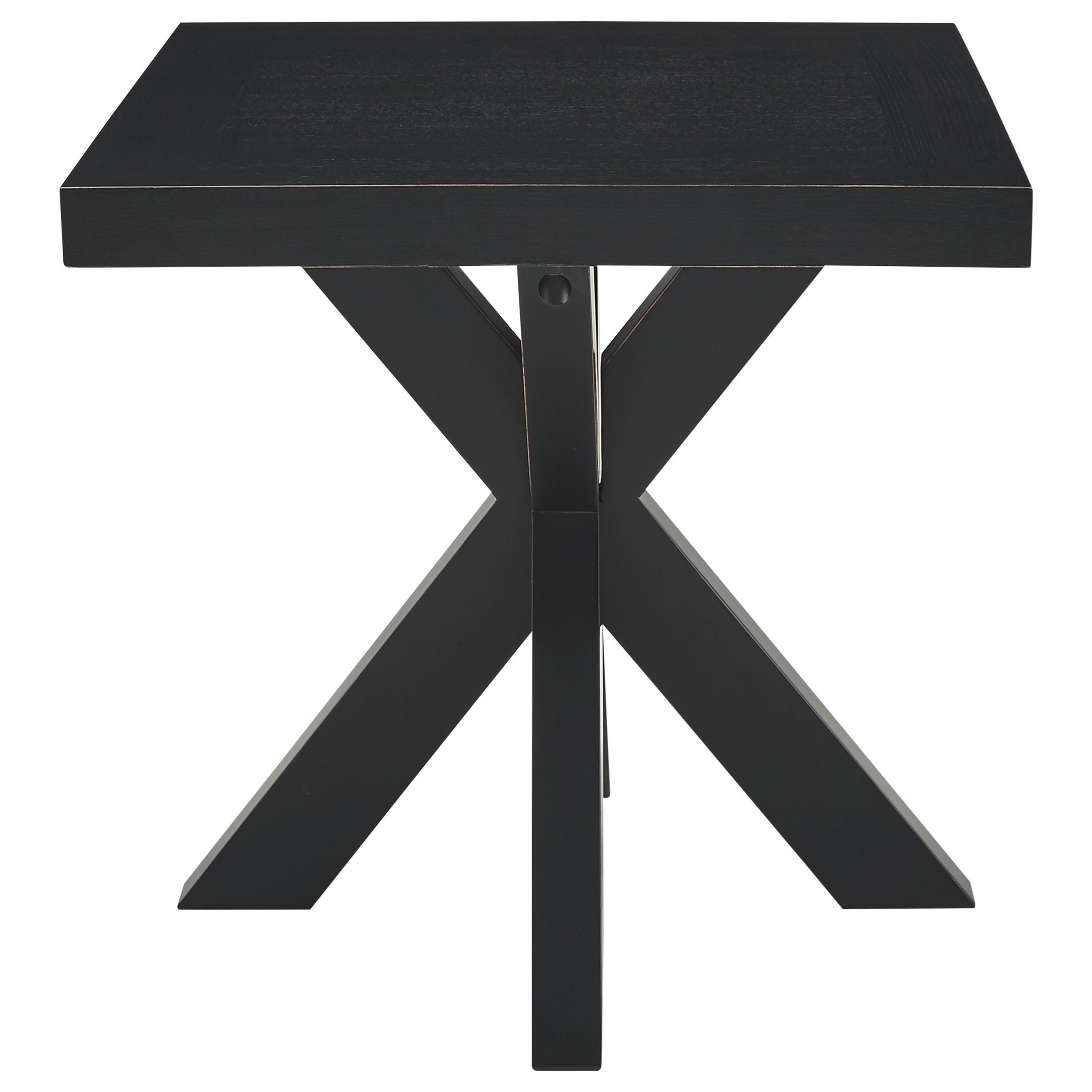 Harris End Table by Steve Silver at Walker's Furniture