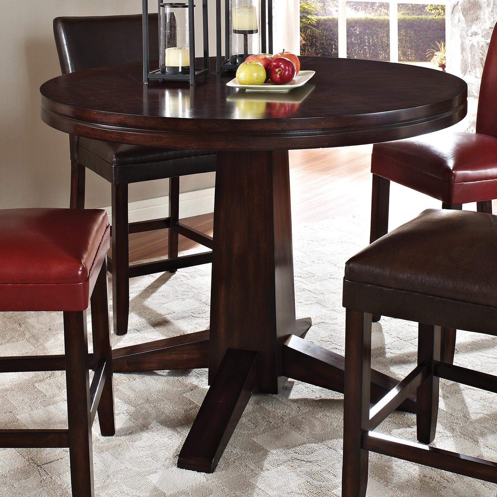 Steve Silver Hartford Counter Table - Item Number: HF480PB+T