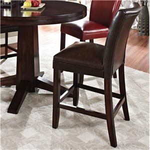 Steve Silver Hartford Bonded Counter Chair