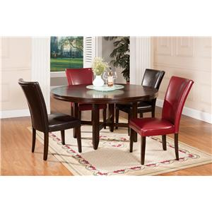 Steve Silver Hartford 5-Piece Dining Set