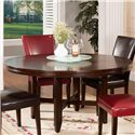 "Vendor 3985 Hartford 62"" Dining Table - Item Number: HF6262T"