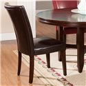 Steve Silver Hartford Parsons Chair - Item Number: HF755BR