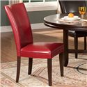 Steve Silver Hartford Parsons Chair - Item Number: HF755RD