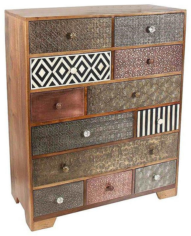 Havana Havana Bay Drawer Cabinet by Steve Silver at Morris Home