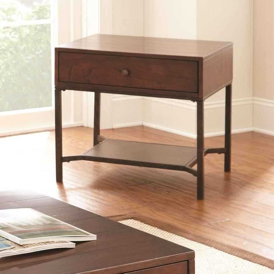 Steve Silver Hayden End Table - Item Number: HY300E