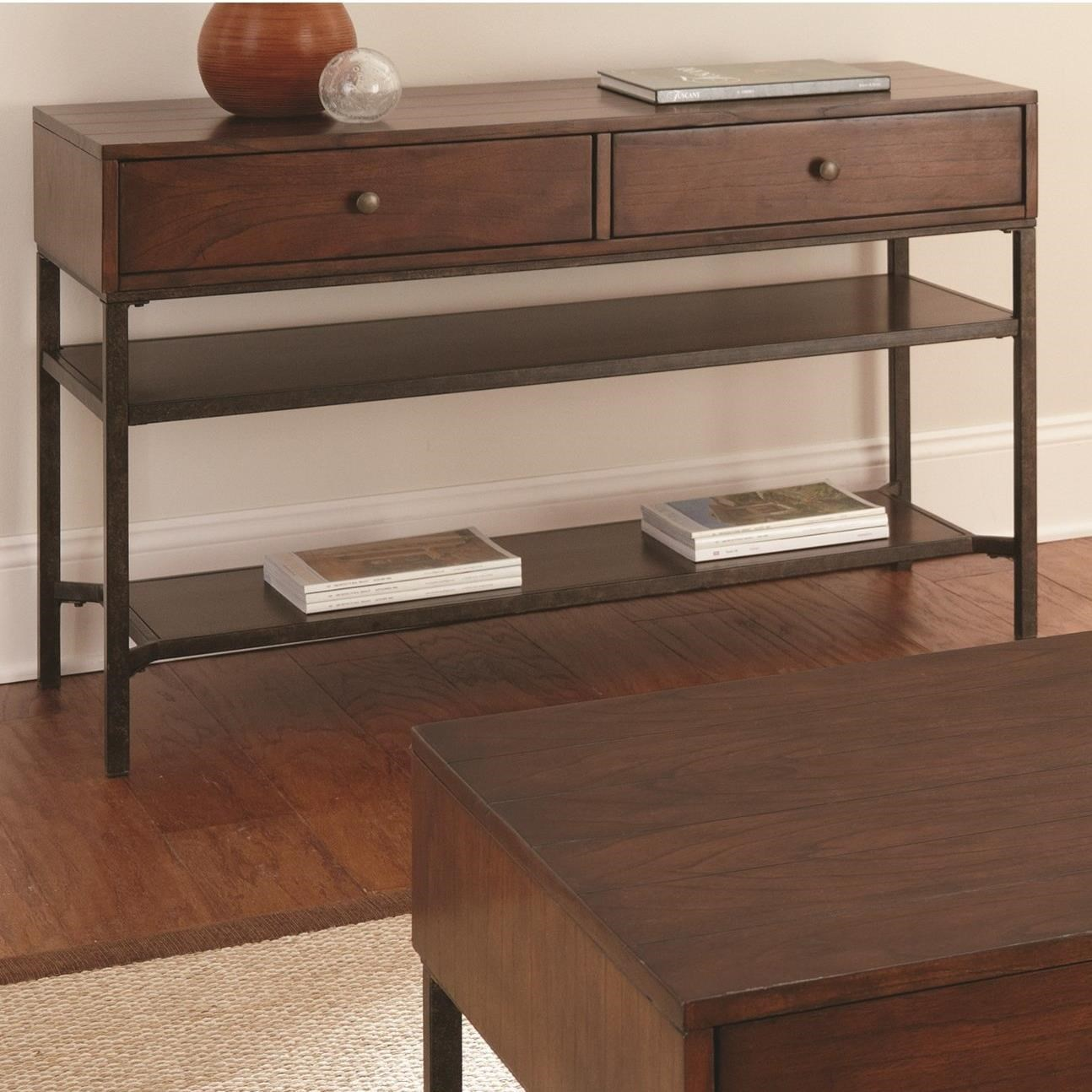 Steve Silver Hayden Sofa Table - Item Number: HY300S