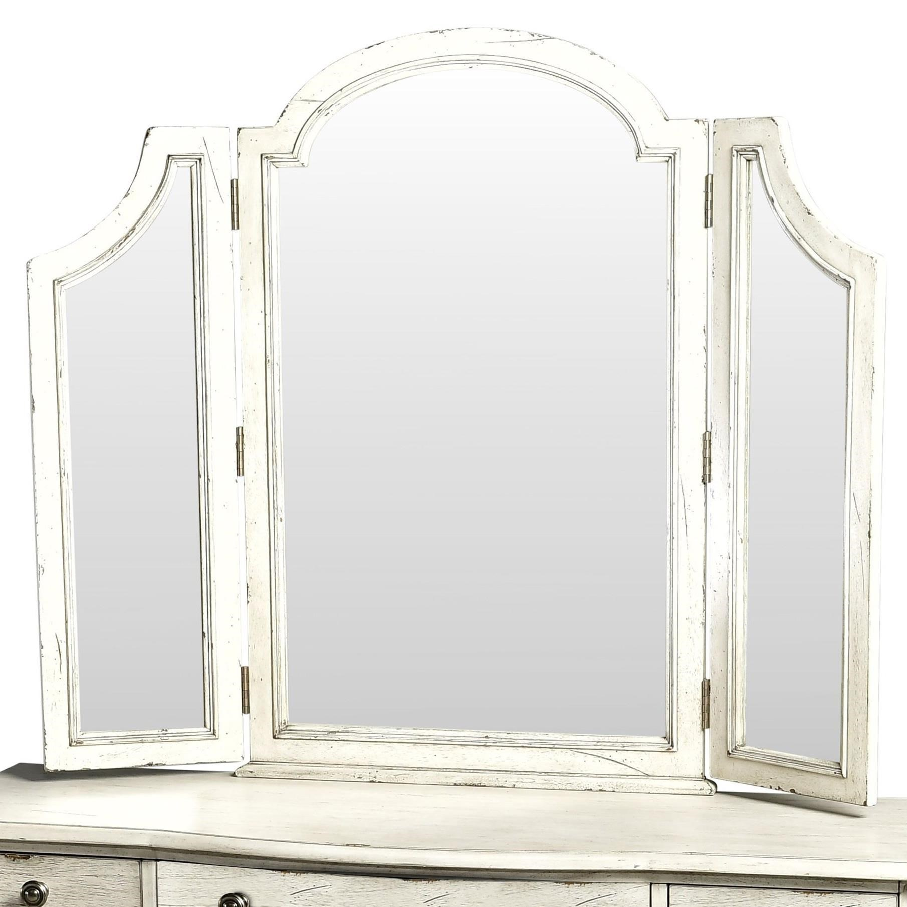 Highland Park Vanity Mirror by Steve Silver at Northeast Factory Direct