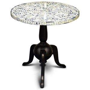 Sheridan Round End Table