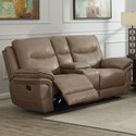 Steve Silver Isabella Console Loveseat Recliner - Item Number: IS850CLS