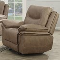 Steve Silver Isabella Recliner Chair  - Item Number: IS850CS