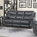 Morris Home Isabella Recliner Sofa - Item Number: IS850SG