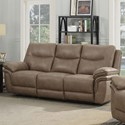 Steve Silver Isabella Recliner Sofa - Item Number: IS850SS