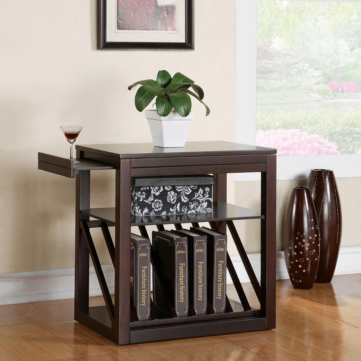 Steve Silver Jameson Chairside End Table - Item Number: JM100EK