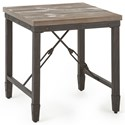 Steve Silver Jersey End Table - Item Number: JE400E