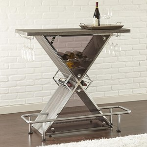 Steve Silver Joanna Bar Table