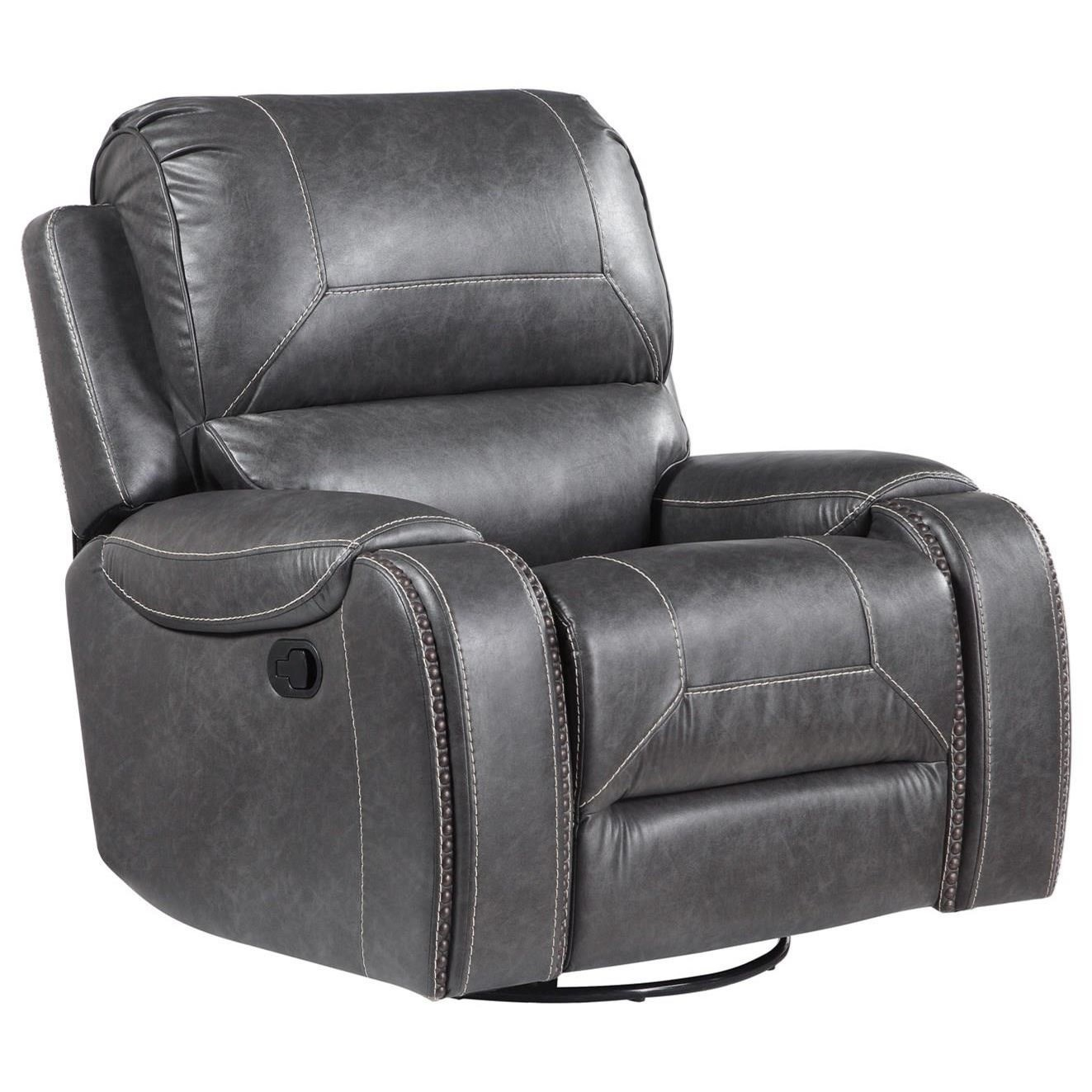 Star Keily Ke800cg Manual Motion Swivel Glider Recliner Chair Efo Furniture Outlet Recliners