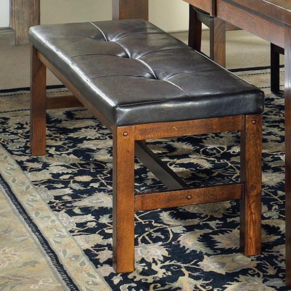 Steve Silver Lakewood  Bench - Item Number: LK400BN