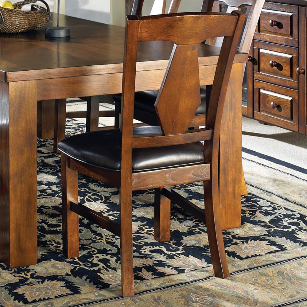Steve Silver Lakewood  Side Chair - Item Number: LK400S