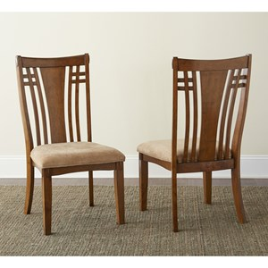 Vendor 3985 Larkin LK550 Side Chair