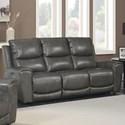 Star Laurel Power Recliner Sofa - Item Number: LL950SG