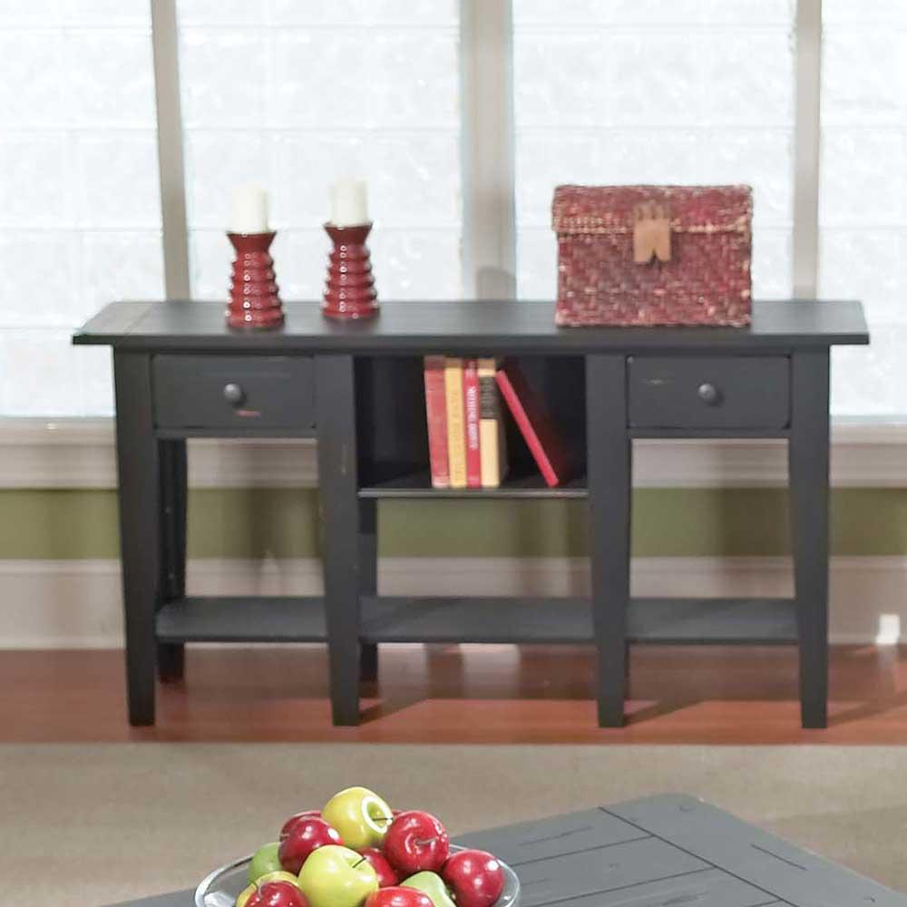 Steve Silver Liberty Sofa Table - Item Number: lb100-sb