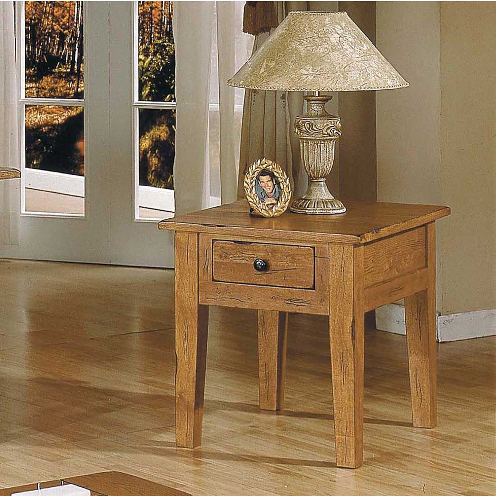 Steve Silver Liberty End Table - Item Number: lb100e