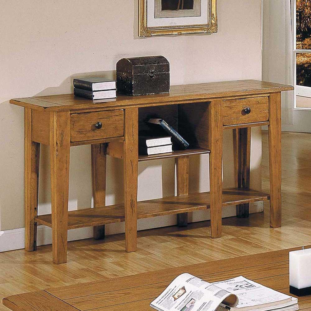 Steve Silver Liberty Sofa Table - Item Number: lb100s