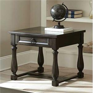 Vendor 3985 Leona End Table