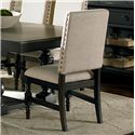 Vendor 3985 Leona Side Chair - Item Number: LY500S