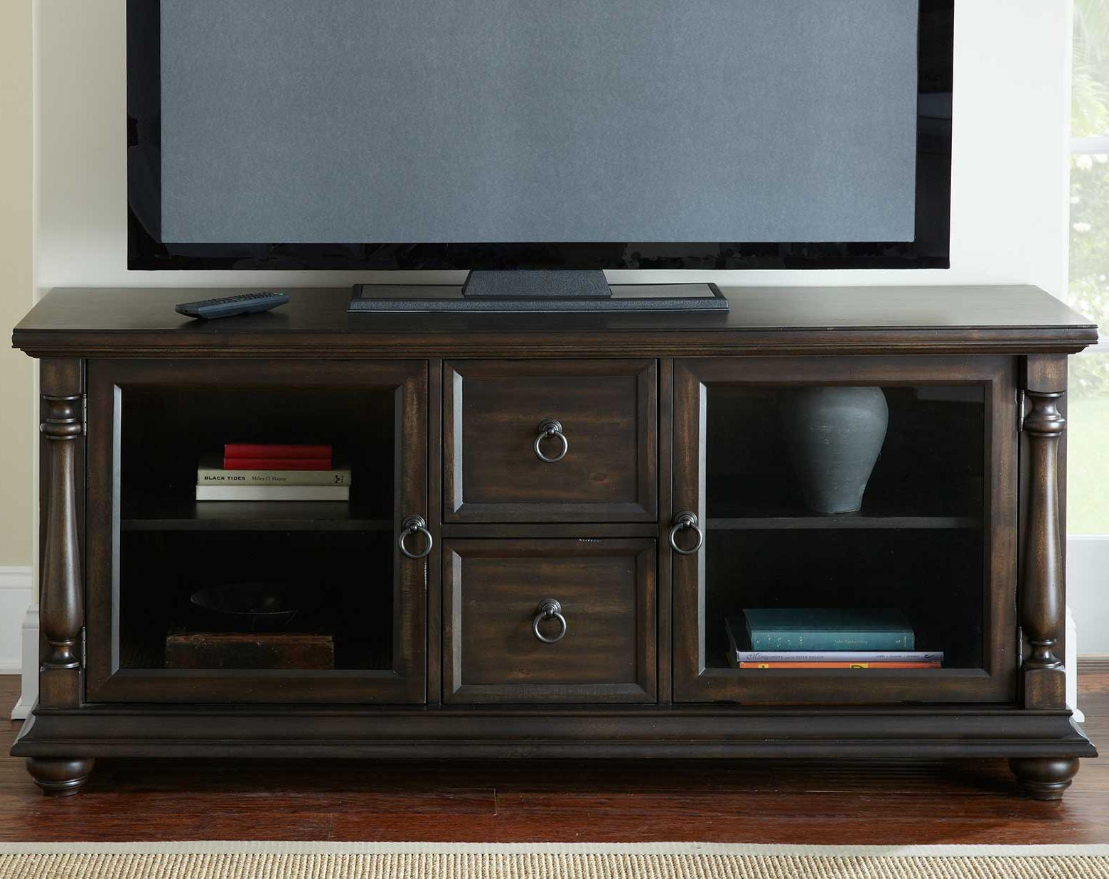 Steve Silver Leona TV Console - Item Number: LY600TV