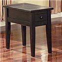 Vendor 3985 Liberty Chairside End Table - Item Number: LB100ECB