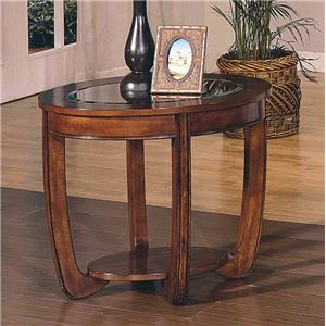 Vendor 3985 London  End Table