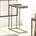 Steve Silver Lucia Chairside End Table - Item Number: LU150CE