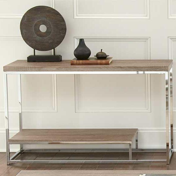 Steve Silver Lucia Sofa Table - Item Number: LU250S