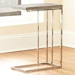 Steve Silver Lucia Chairside End Table - Item Number: LU350CE