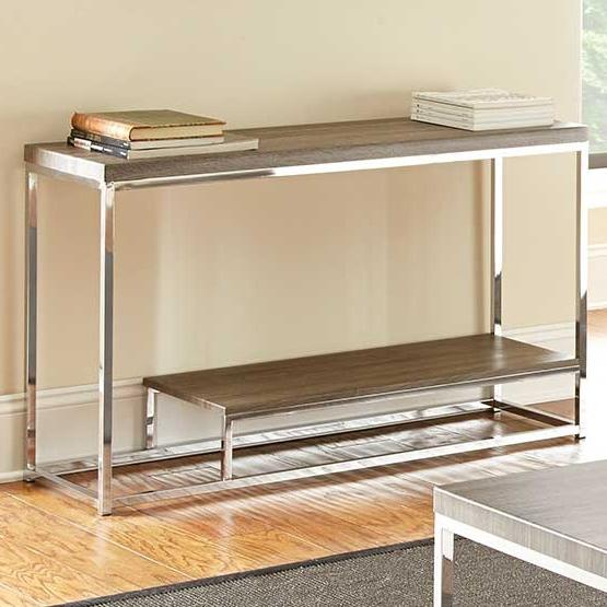 Steve Silver Lucia Sofa Table - Item Number: LU350S